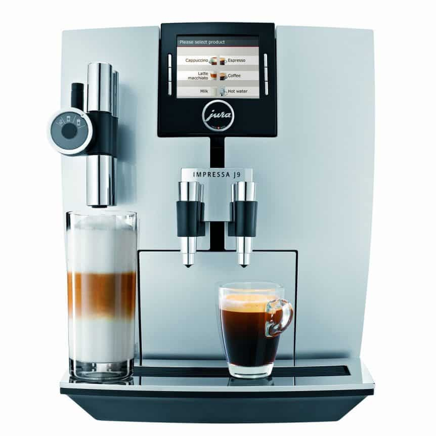 Does The High End Jura J9 One Touch Coffee Maker Live Up To Expectations