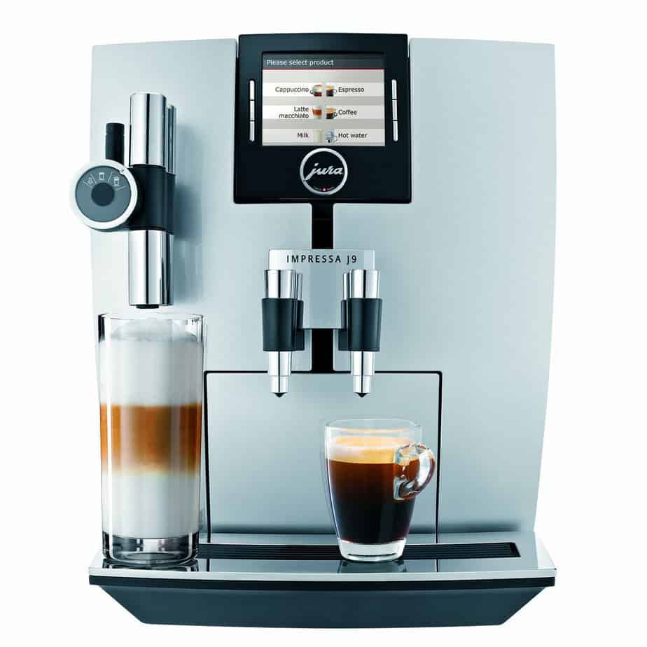 Does the High-End Jura J9 One Touch Coffee Maker Live Up to Expectations?