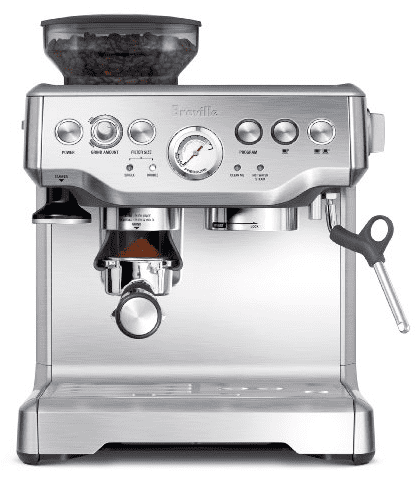 Review: The Breville BES870XL Barista Express for Espresso Anytime