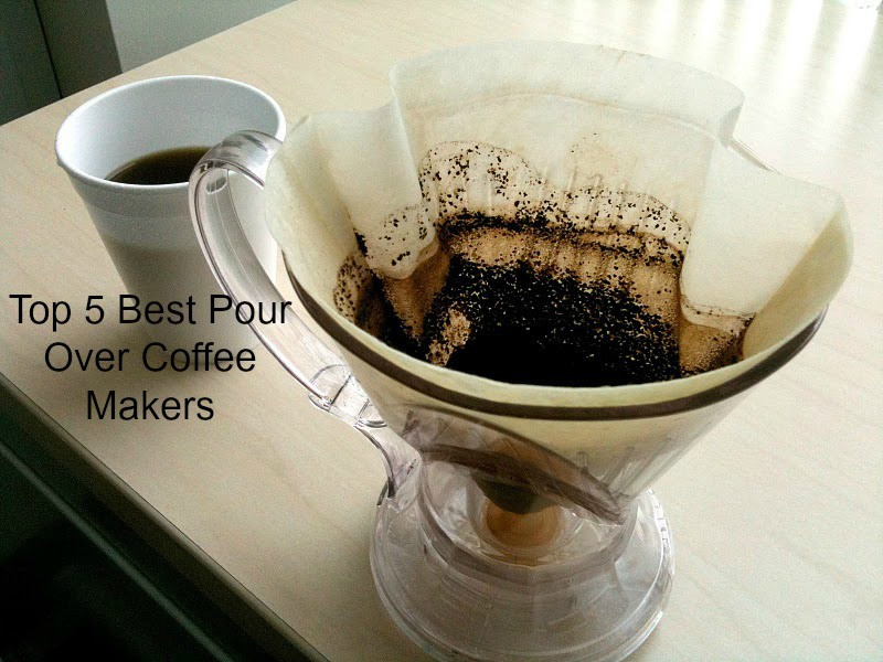 The Top 5 Best Pour Over Coffee Makers 2019 Update 2caffeinated