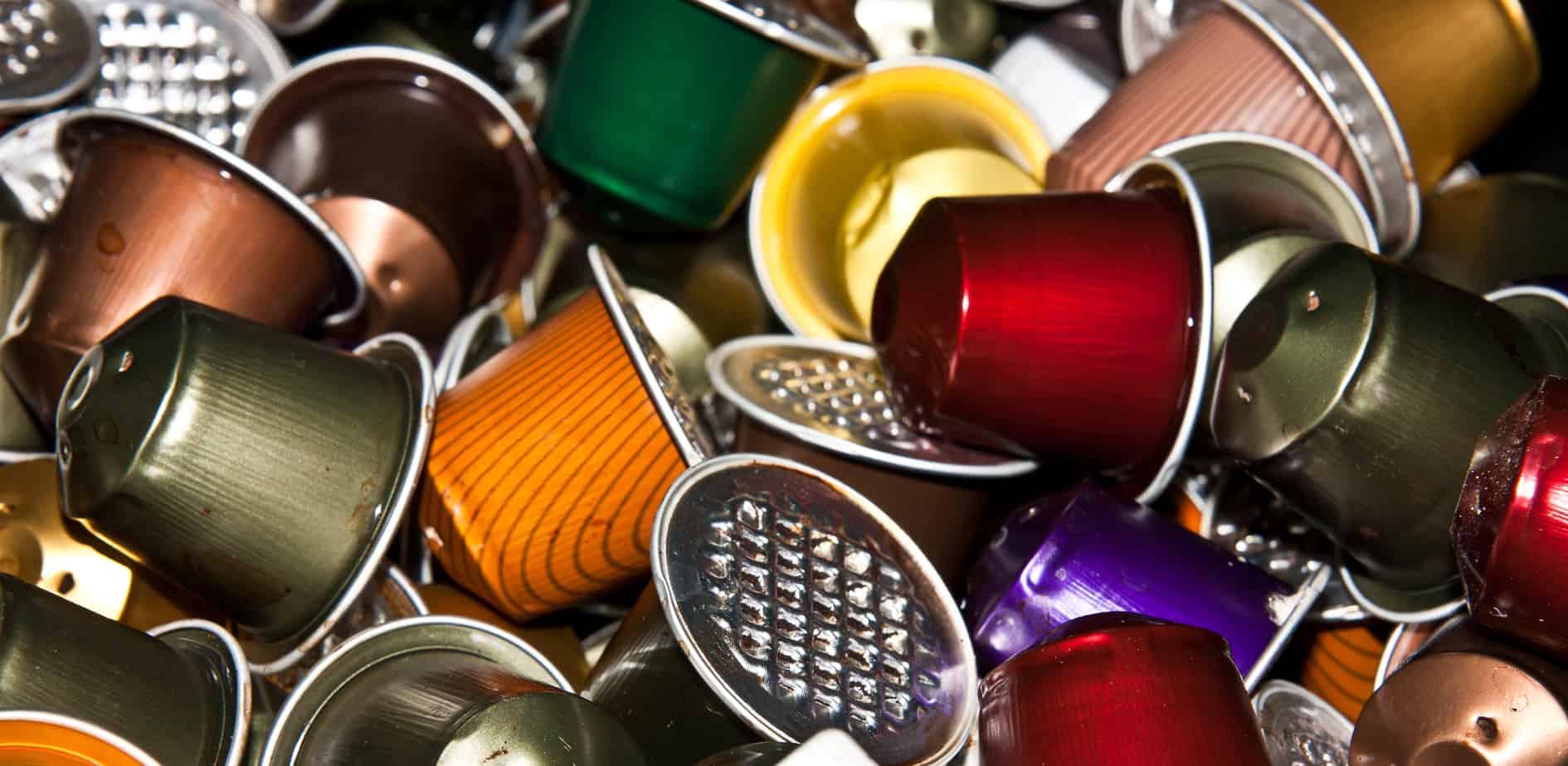 Espresso Machine 3 Cups Aluminium