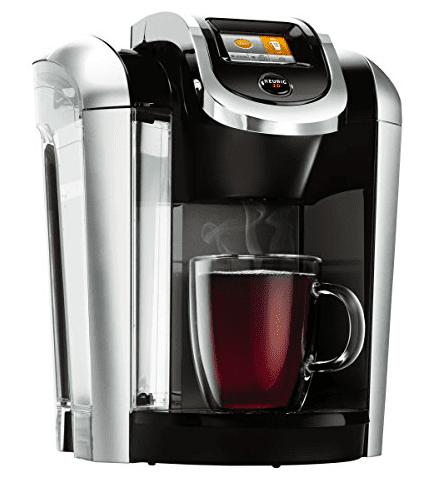 Keurig Coffee Maker Options : A Range of Brewing Options: The Keurig K575 Review - 2Caffeinated