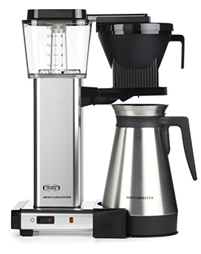Top 5 Best Thermal Carafe Coffee Makers For 2017 2caffeinated