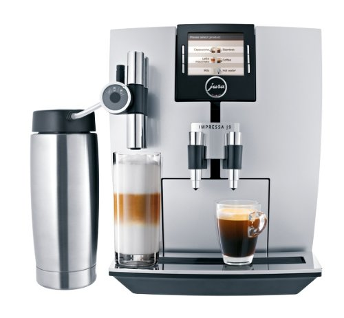 does the high end jura j9 one touch coffee maker live up. Black Bedroom Furniture Sets. Home Design Ideas