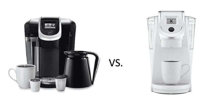 The 20 Keurig Battles Continue K250 Vs K350