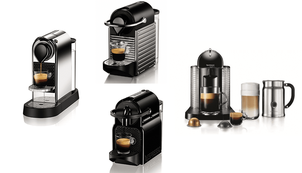 Nespresso machines which machine is the right one for you 2caffeinated - Machine nespresso 2 tasses ...