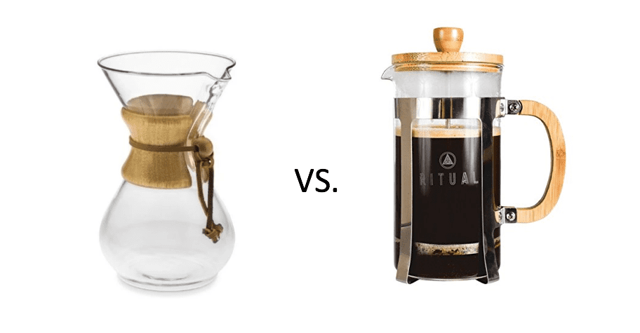 Coffee Maker Vs French Press : Chemex vs. French Press: Which One Brews the Best Coffee? - 2Caffeinated