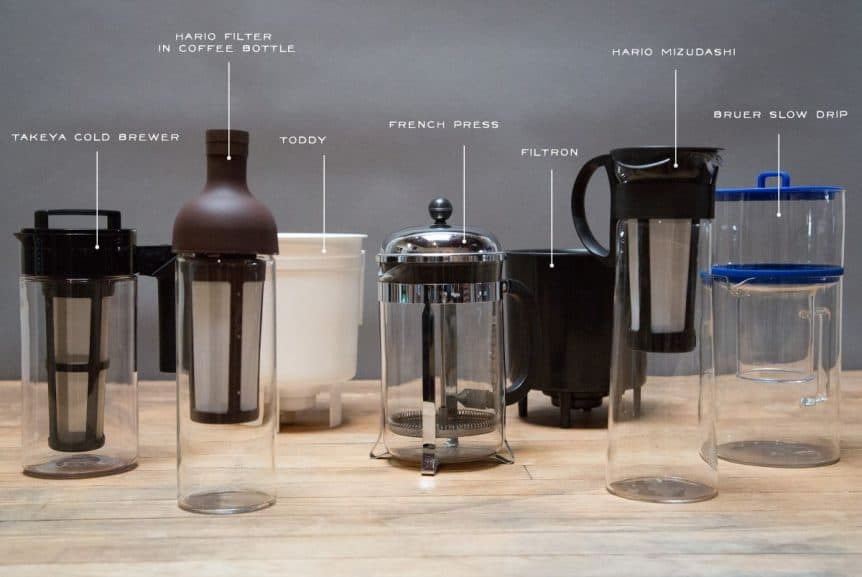 The 3 Best Cold Brew Coffee Makers