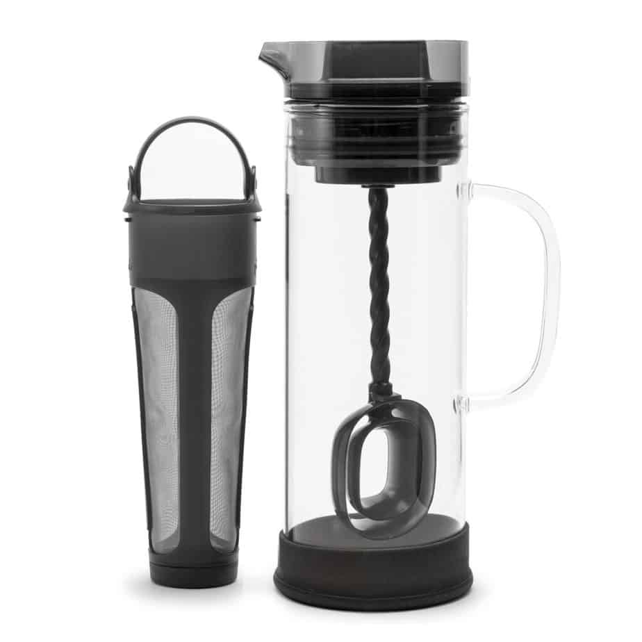 Cold Brew Glass Carafe Brewing System