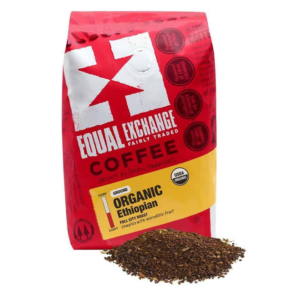organic ethiopian coffee