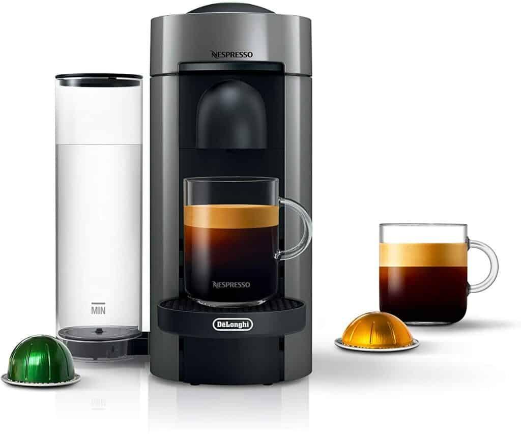 vertuoplus coffee maker
