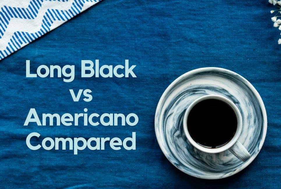 Long Black vs Americano: Which is Best?