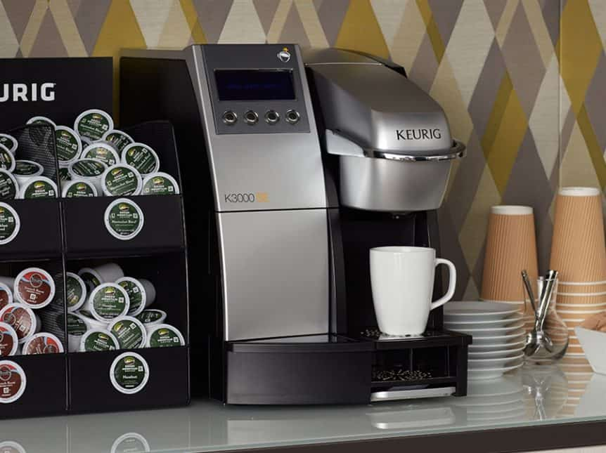 the best keurigs for office use that everyone will love