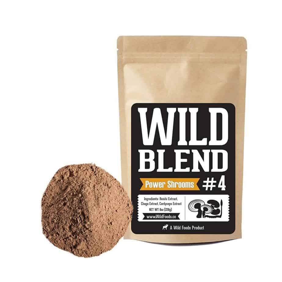 Wild Foods Co Mushroom Coffee