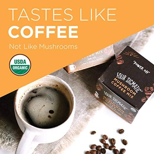 Save 20% on Four Sigmatic