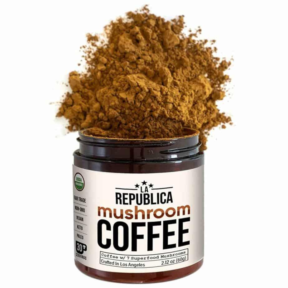 republica mushroom coffee