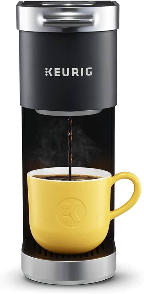 Keurig K-Mini Plus Single Serve K-Cup Pod Coffee Maker