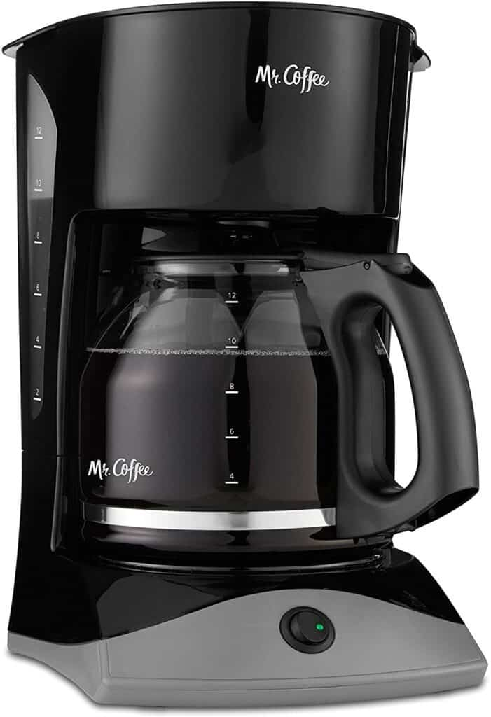 Mr. Coffee 12 Cup Programmable Brewer