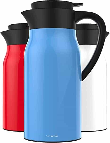 Vremi Coffee Carafe Commander
