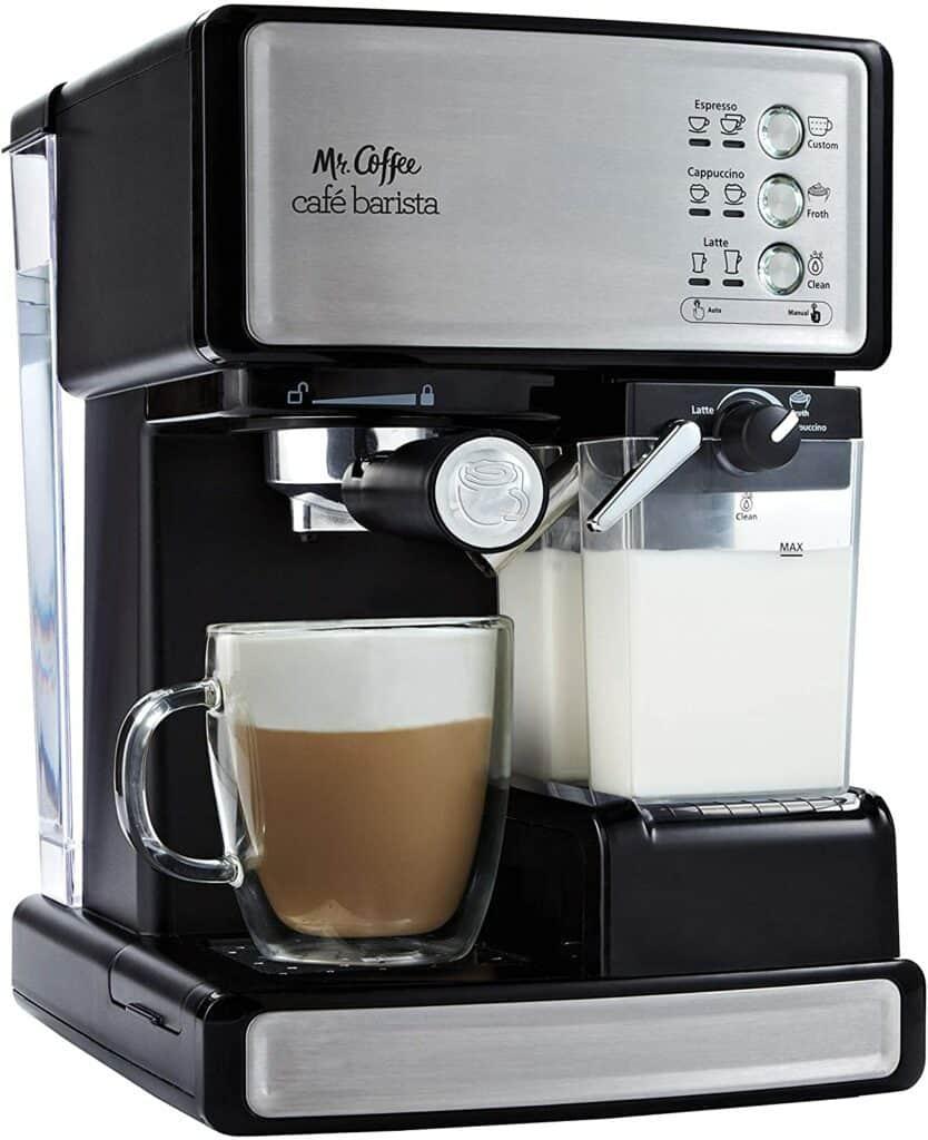 mr coffee barista