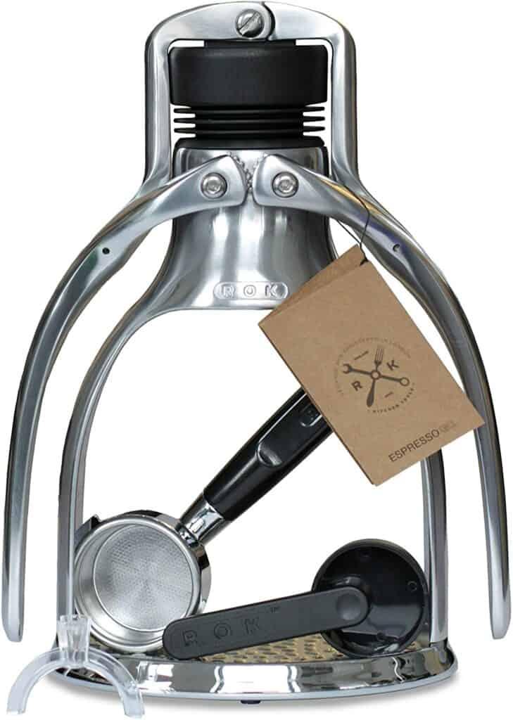 rok espresso coffee maker
