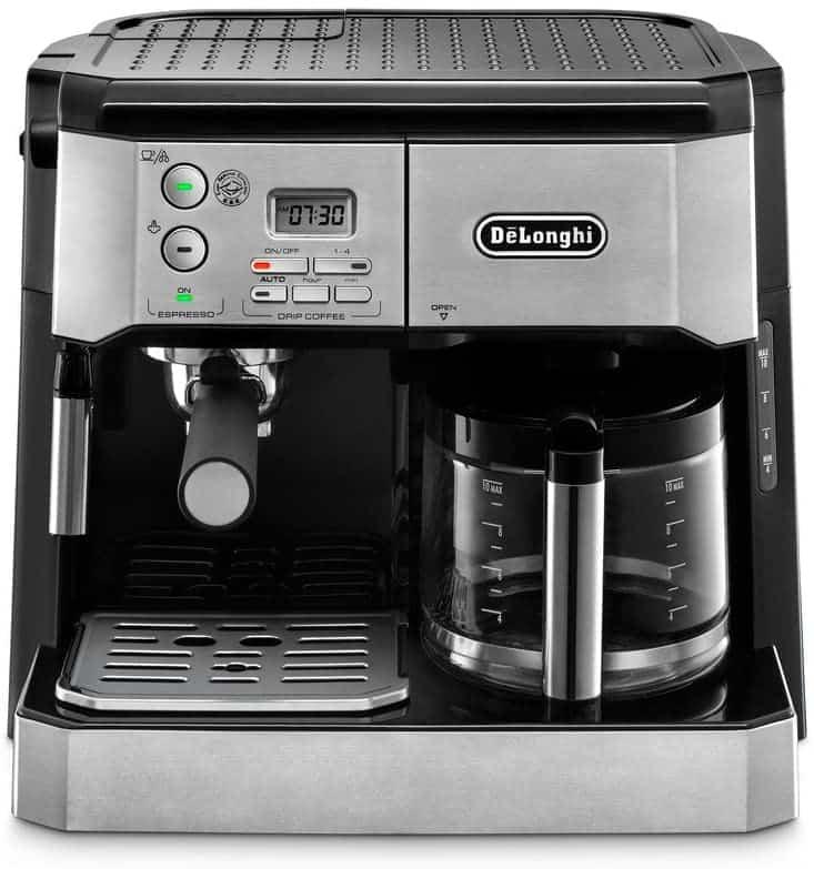 Cappuccino, Espresso and Coffee Maker - BCO 430