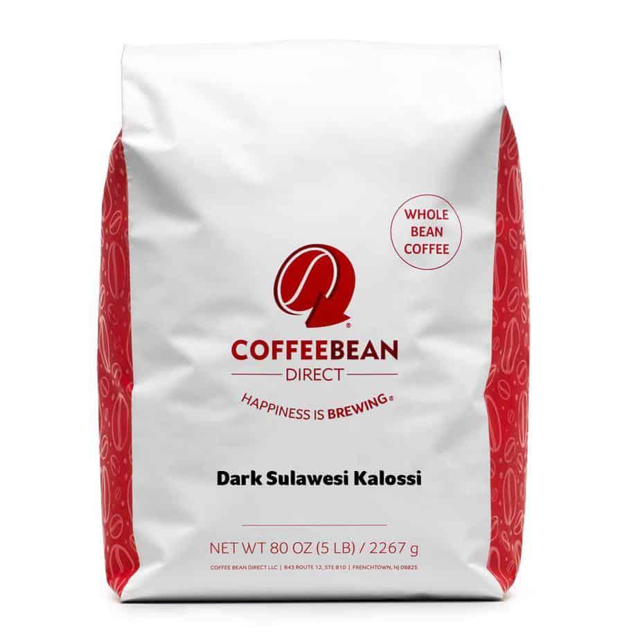 Coffee Bean Direct Dark Sulawesi Kalossi