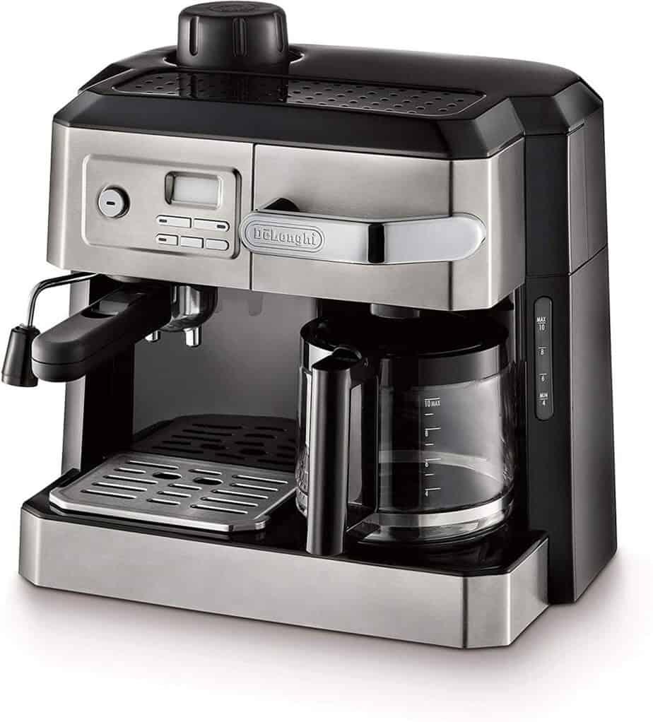 Espresso and Coffee Maker - BCO 330T