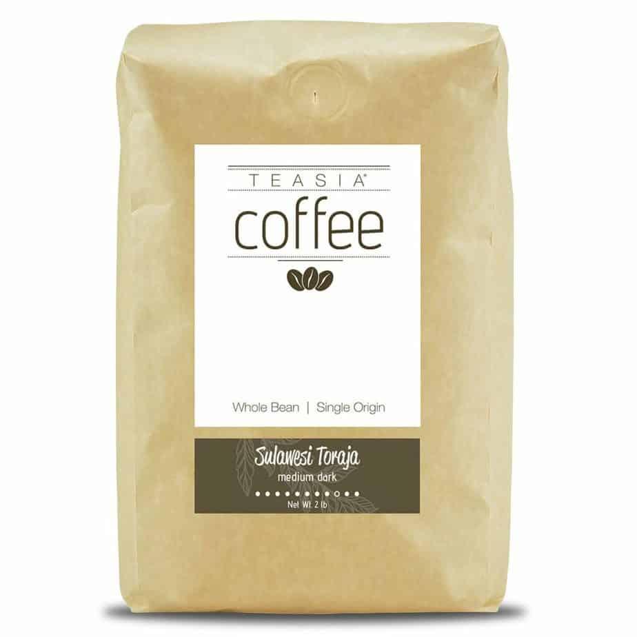 Teasia Coffee, Sulawesi Toraja
