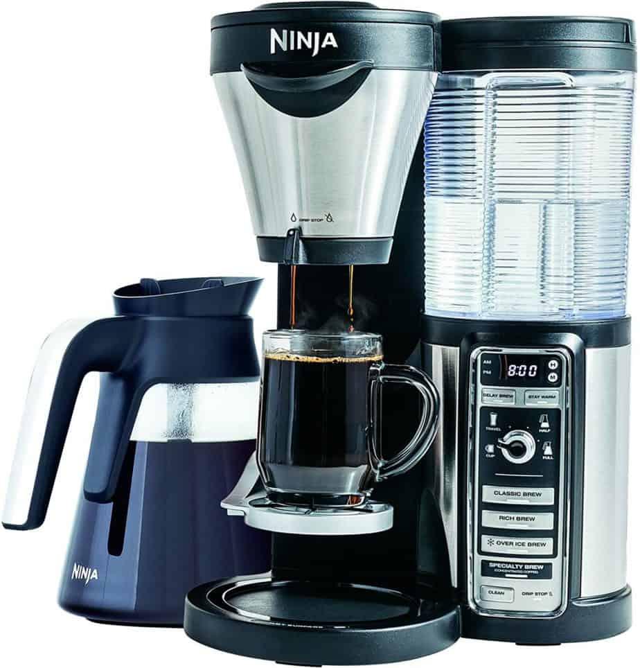 The Ninja Coffee Bar Brewer with Glass Carafe