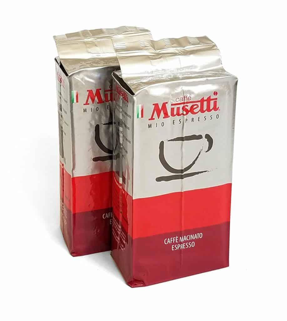 Caffe Musetti Ground Espresso