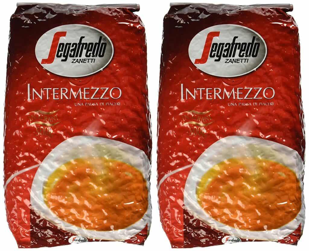 Segafredo Intermezzo Whole Bean Coffee
