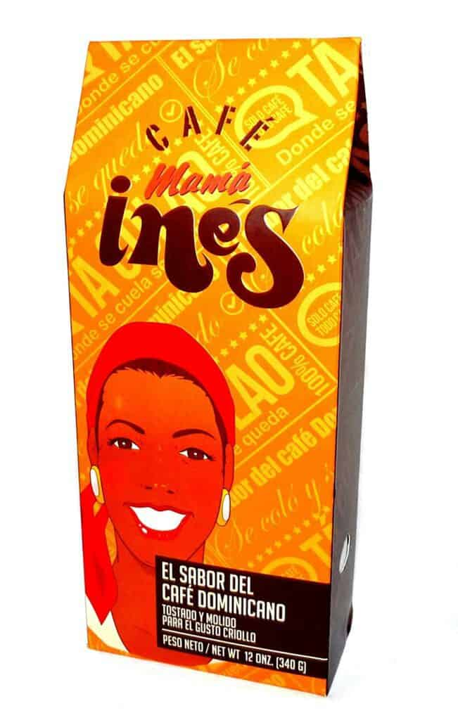 Café Mama Ines Traditional Dominican Ground Coffee