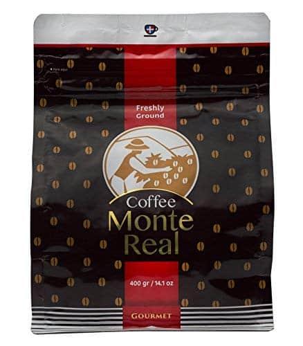 Monte Real Gourmet Arabica Coffee