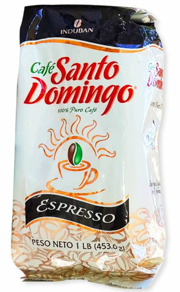 Santo Domingo Espresso