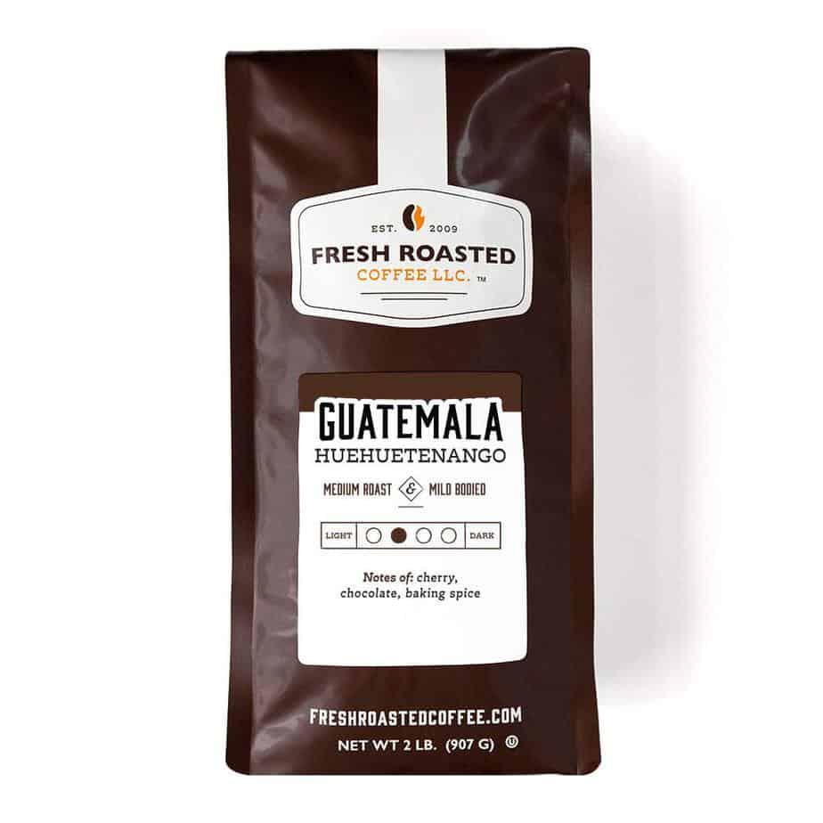 Fresh Roasted Coffee LLC's Guatemala Huehuetenango