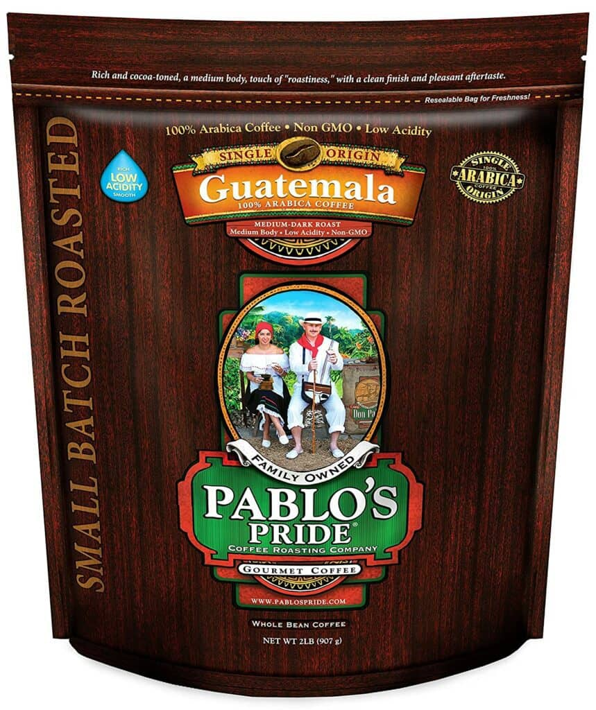 Pablo's Pride Gourmet Coffee