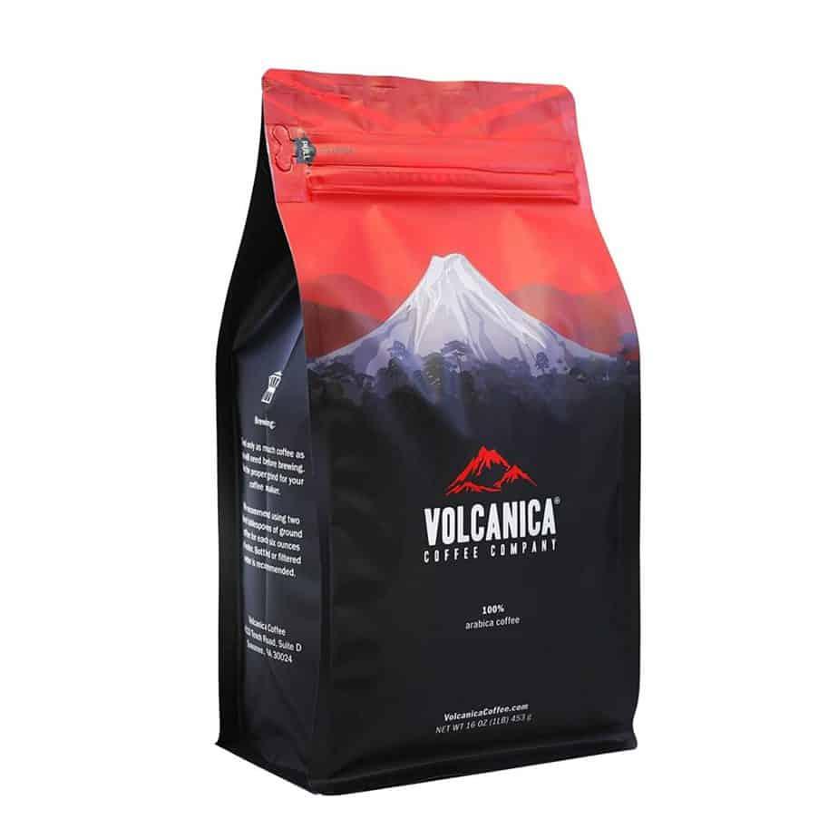 Volcanica Coffee Company's Guatemala Geisha