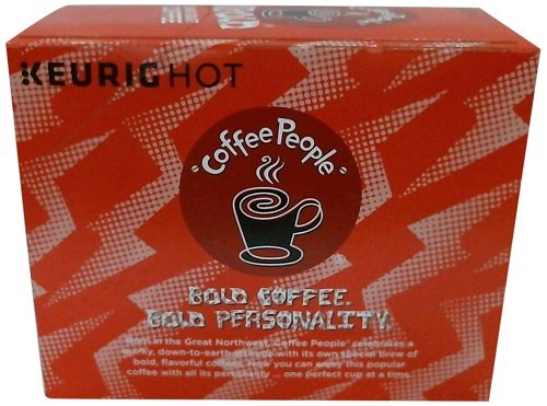 Coffee People Jet Fuel Extra Bold Coffee