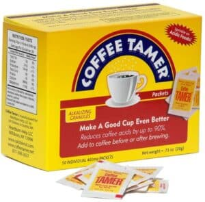 Coffee Tamer Acid Reducing Granules