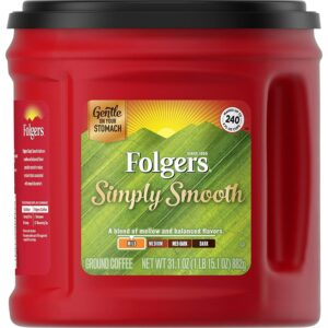 Folgers Simply Smooth