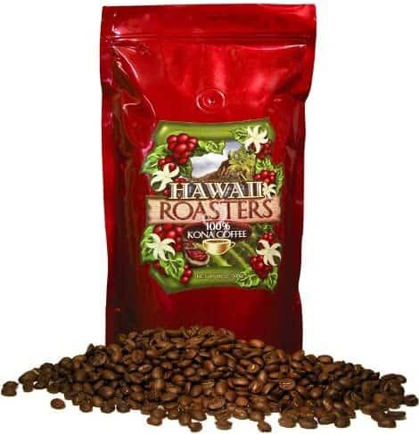 Hawaii Roasters (Grounded coffee)