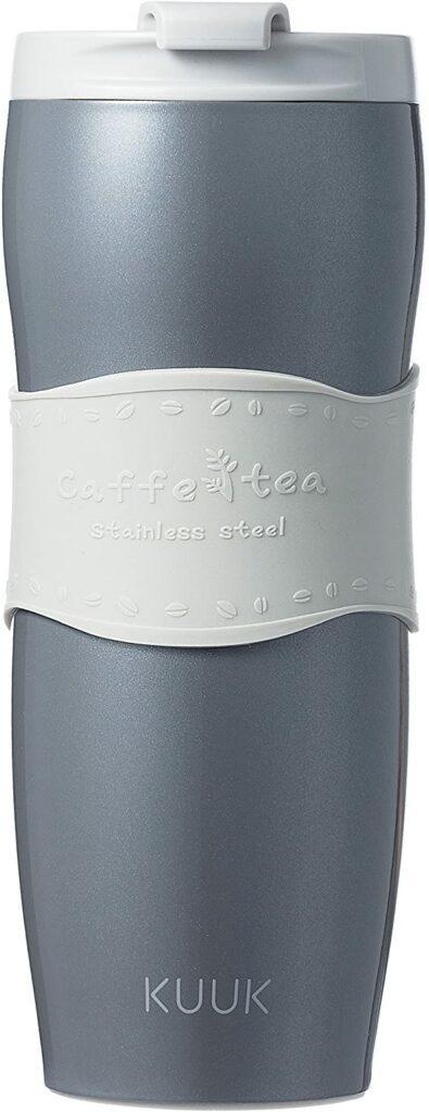 Kuuk Travel Stainless Steel Thermos Mug