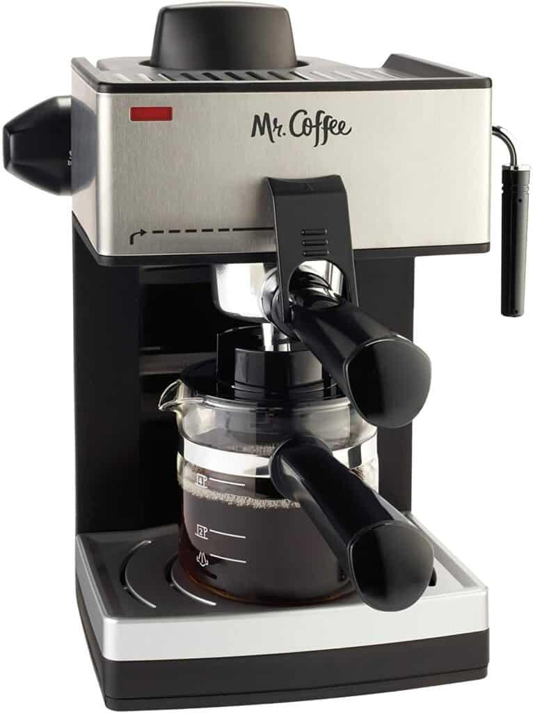 Mr. Coffee ECM160 4-Cup Steam Espresso Machine