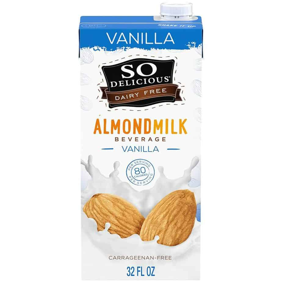 So Delicious Dairy Free Almond Milk Creamer