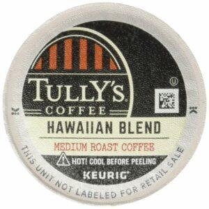 Tully's Hawaiian Blend Extra Bold Coffee