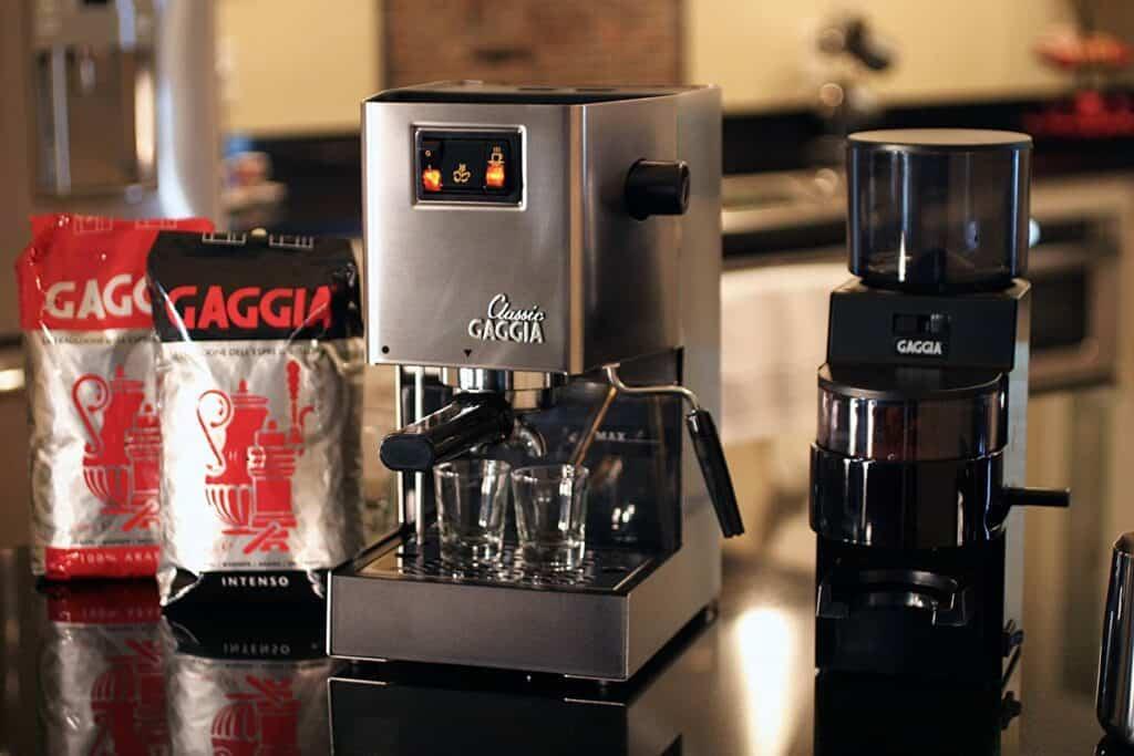 gaggia coffee maker