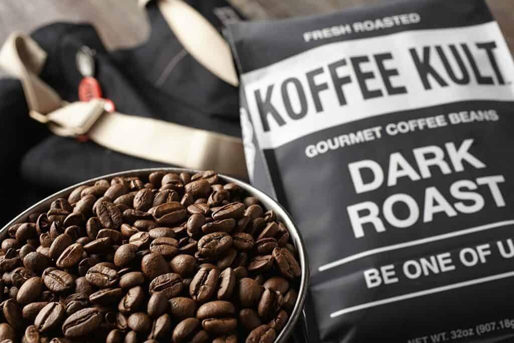 koffee kult dark roasted