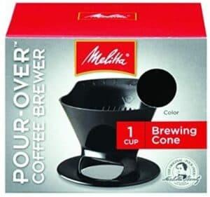 melitta pour over coffee