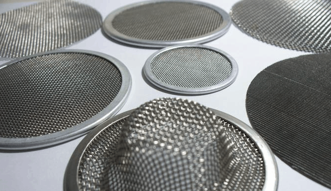 wire mesh coffee filter